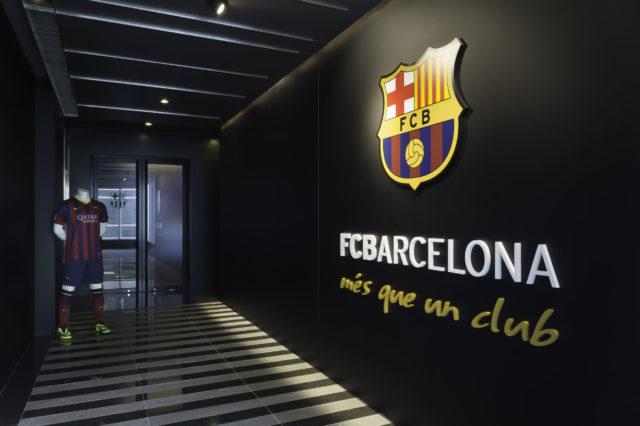 Espagne : Le FC Barcelone était
