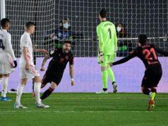 Liga : Le Real lâche deux points