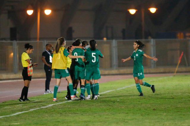 Coupe arabe des nations dames : L'Algérie domine la Jordanie et passe en demi-finale (vidéo)