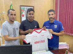 Inter-régions : Abdelkader Brik nouveau coach du Wydad Mostaganem