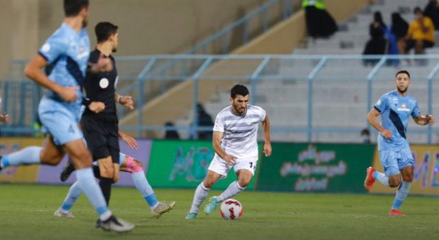 Al Tai : Sayoud fait ses débuts dans le championnat saoudien
