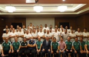 FAF : 43 arbitres d'élite en stage à Alger
