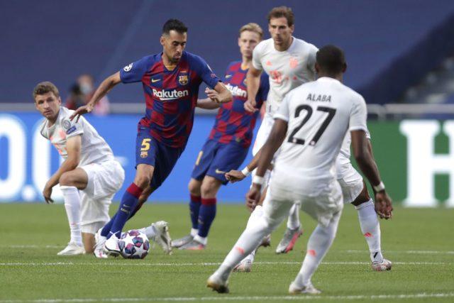 Ligue des champions (phase de poules) : Barça-Bayern affiche de la 1ère journée