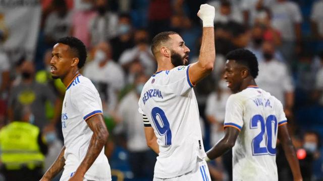 Liga : Benzema et le Real régalent face au Celta Vigo (vidéo)