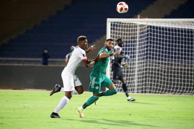 Burkina Faso 1 - Algérie 1 : Un nul heureux pour les Verts (vidéo)
