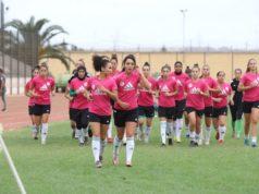 Foot féminine 2022 : La sélection nationale clôture son stage d'évaluation
