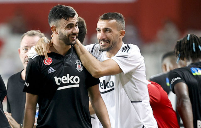 Süper Lig : Ghezzal offre la victoire au Besiktas (vidéo)