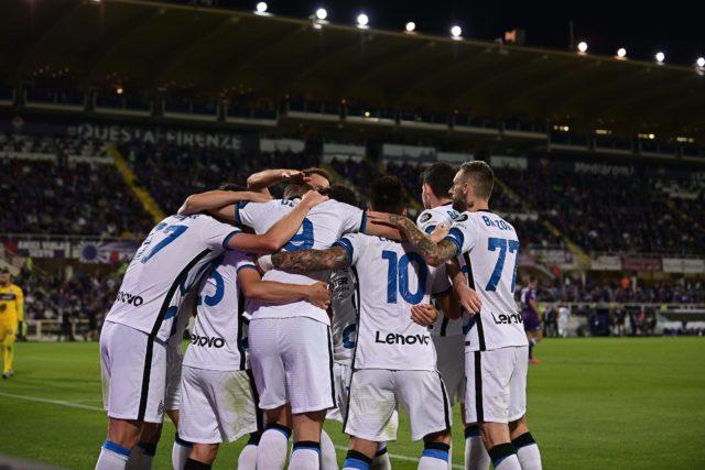 Serie A : L'Inter domine la Fiorentina (vidéo)