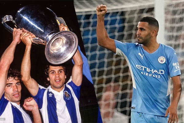 Ligue des champions : Mahrez revient hauteur de Madjer avec 11 buts