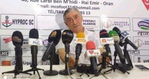 MC Oran : 15 joueurs recrutés
