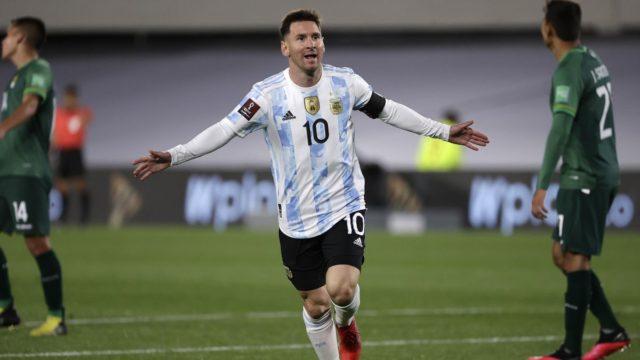Argentine : Messi bat le record de buts de Pelé dans une sélection sud-américaine (vidéo)