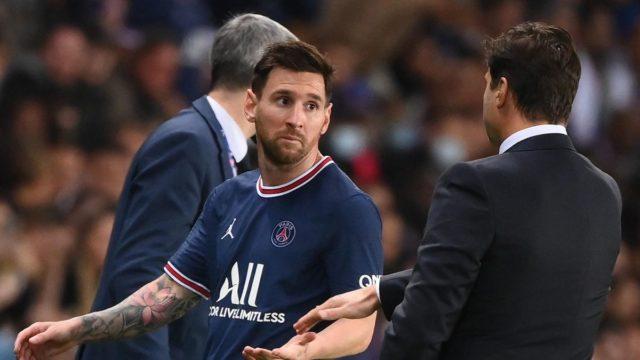 Paris SG : Messi forfait mercredi à Metz