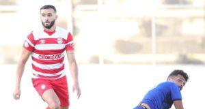 Club Africain : Nabil Lamara out deux semaines