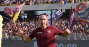 Serie A : Ribéry rejoint le nouveau promu Salernitana
