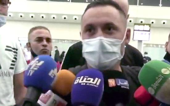 Karim Ziani, nouveau directeur sportif de la JSK : « Mon projet c'est gagner» (vidéo)