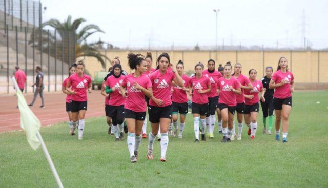 Équipe nationale dames : 29 joueuses convoquées pour un stage à Rouiba