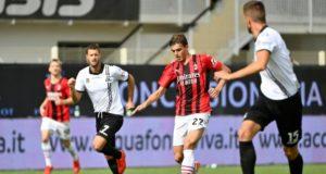 Serie A : Pas de vainqueur entre l'Inter et l'Atalanta, AC Milan en tête (vidéo)