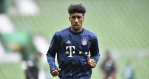 Bayern Munich : Coman de retour à l'entraînement après son opération du cœur