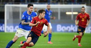 Ligue des nations : L'Espagne en finale, fin de l'invincibilité pour l'Italie (vidéo)