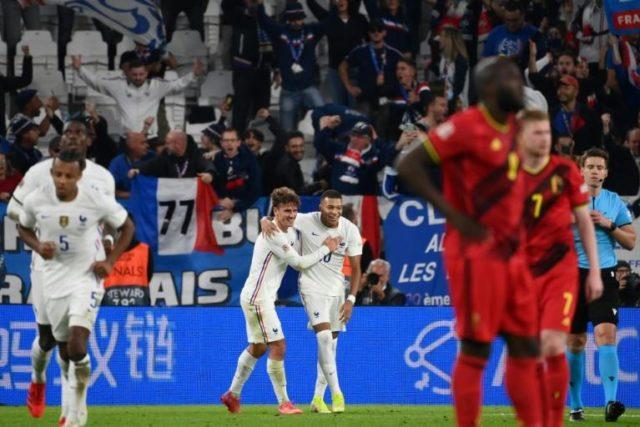 Ligue des nations : La France renverse la Belgique et rejoint l'Espagne en finale (vidéo)