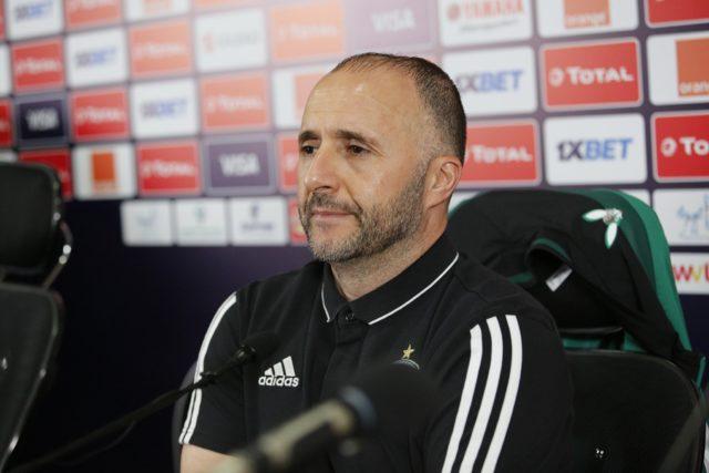 Avenir du football : Belmadi invité à une visioconférence organisée par la Fifa