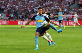 Borussia Mönchengladbach : Bensebaïni est sur le bon chemin du retour, assure son coach