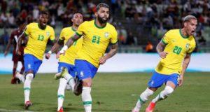 Mondial-2022 (qualifications) : Le Brésil poursuit son sans faute, l'Argentine cale (vidéo)