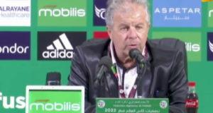 """Jean Michel Cavalli, sélectionneur du Niger : """"Avec son potentiel, l'Algérie doit aller loin au Mondial"""""""