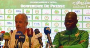 """Jean-Michel Cavalli, sélectionneur du Niger : """"Nous abordons le match lucidement"""""""