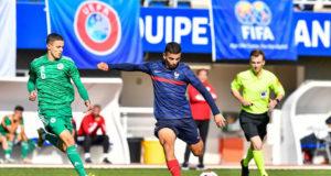 France - Algérie (Amical U18) : Les Verts tendent l'autre joue