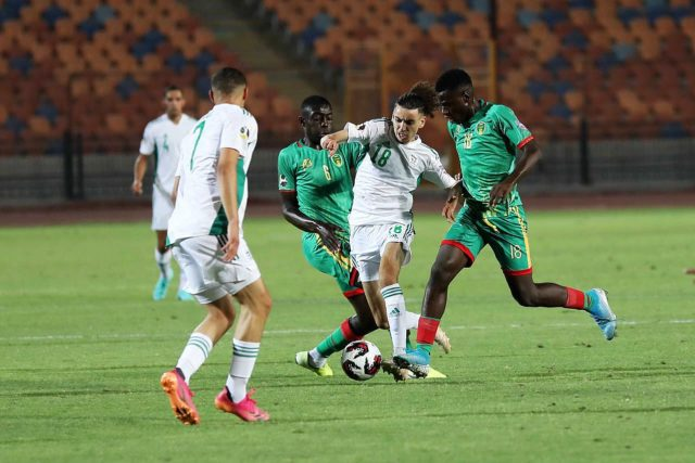 Equipe nationale (U20) : 22 joueurs convoqués pour un stage du 4 au 12 octobre