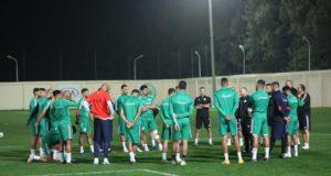 Niger - Algérie : Belmadi met en garde ses joueurs