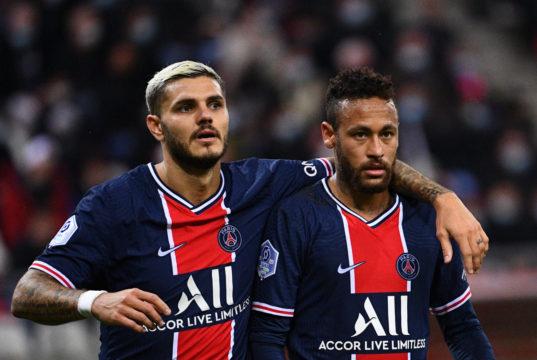 Paris SG : Neymar et Icardi disponibles pour le choc face à l'OM