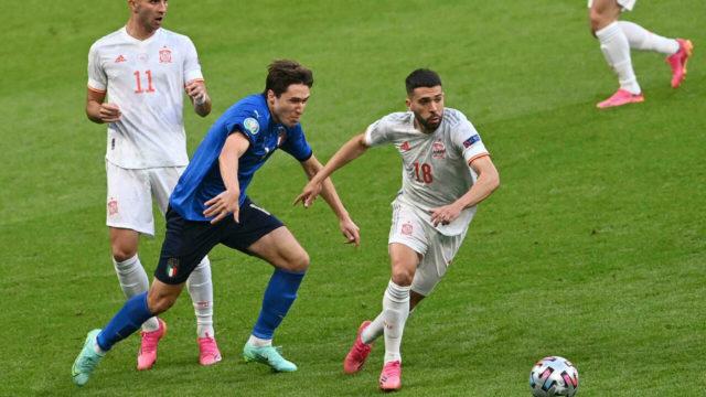 Ligue des nations : Italie-Espagne et France-Belgique, affiches des demi-finales