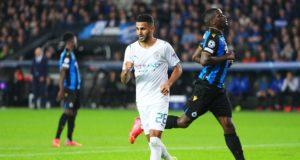 Ligue des champions : Mahrez meilleur buteur algérien dans la compétition