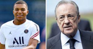 Real Madrid : Florentino Pérez espère boucler la signature de Mbappé dès le 1er janvier