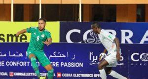 Youcef Belaïli : «Le match n'était pas facile»