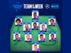 Ligue des champions : Mahrez dans l'équipe type de la 3e journée