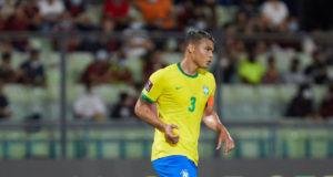 Brésil : Thiago Silva a fêté sa 100e sélection