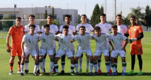 Amical : L'équipe nationale des U20 et le NAHD se neutralisent